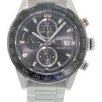 TAG Heuer Carrera Calibre Heuer 01 Chronograph CAR201W.BA0714