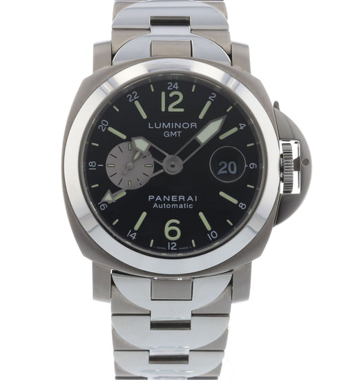 Panerai Luminor GMT Titanium PAM 161