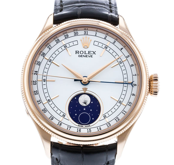 Rolex Cellini Moonphase 50535