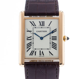 899f02b3adf Authentic Used Cartier Tank Louis W1560017 Watch (10-10-CAR-Z58QBU)