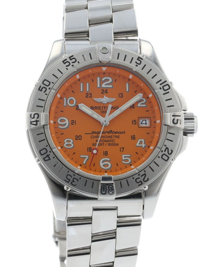 Breitling SuperOcean Chronometer A17360