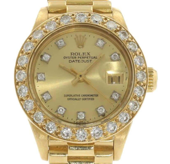 Rolex Ladies' Datejust 6913