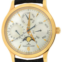 Jaeger LeCoultre Master Control Perpetual 18K Rose Gold 140.2.80