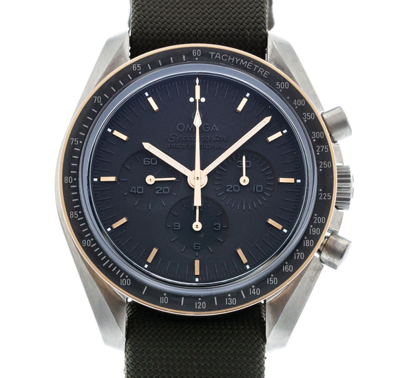 OMEGA Speedmaster Professional Moonwatch Apollo XI 45th Anniversary Limited Edition 311.62.42.30.06.001