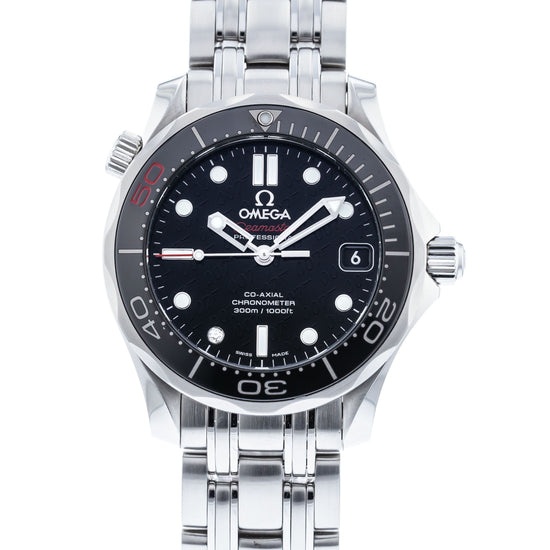 OMEGA Seamaster Diver 300M James Bond 50th Anniversary Limited Edition 212.30.36.20.51.001