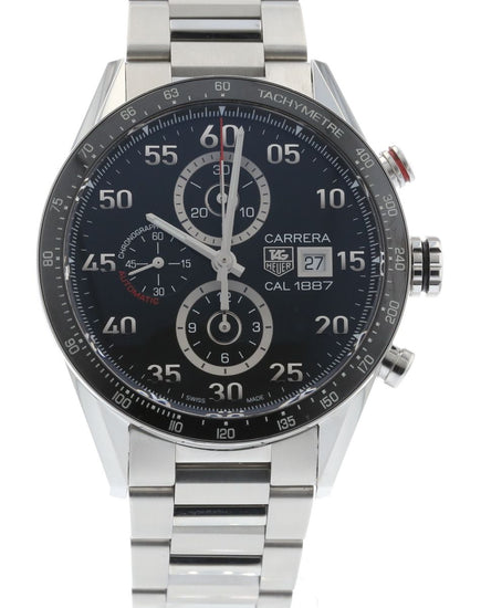 TAG Heuer Carrera Chronograph Calibre 1887 CAR2A10.BA0799