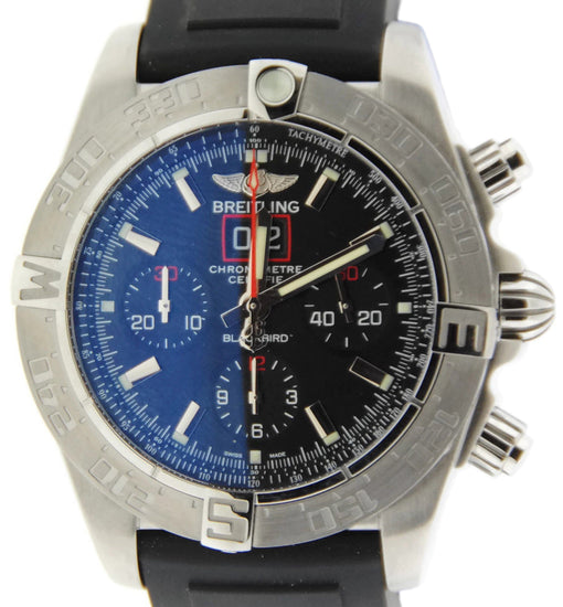 Breitling Windrider Blackbird A4436010/BB71