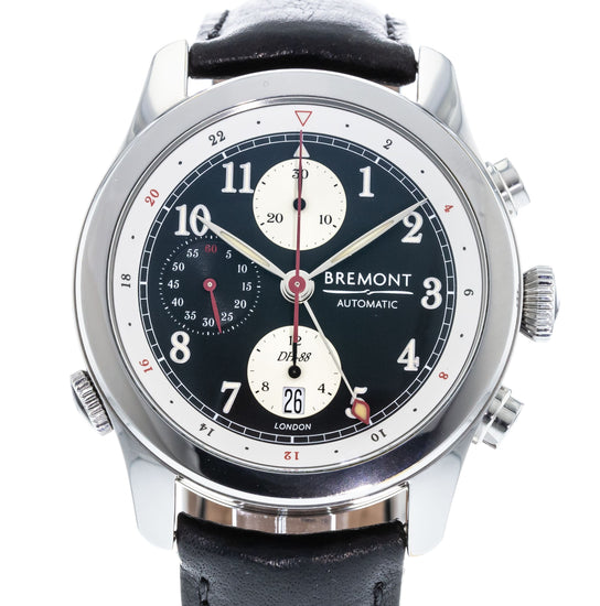 Bremont Pilot's Watch Comet Limited Edition DH-88/SS