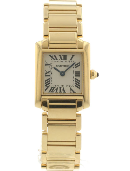 Cartier Ladies' Tank Francaise W50002N2