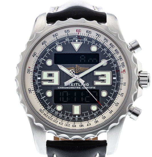 Breitling Chronospace Quartz A78365