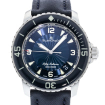 Blancpain Fifty Fathoms 5015D-1140-52B