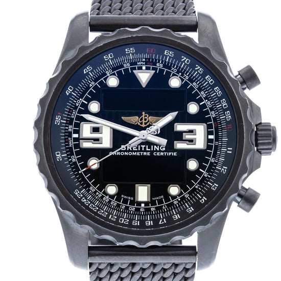 Breitling Chronospace Limited Edition M78365