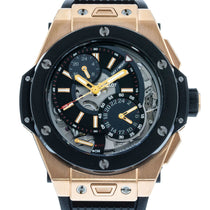 Hublot Big Bang Alarm Repeater King Gold Limited Edition 403.OM.0123.RX