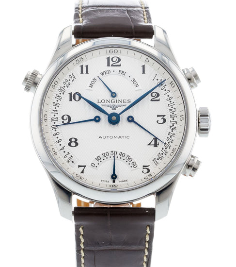 Longines Master Retrograde Seconds L2.715.4.78.3