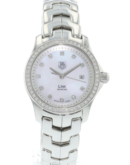 TAG Heuer Ladies' Link WJF1319.BA0572