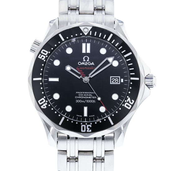 OMEGA Seamaster 300M James Bond Quantum of Solace Limited Edition 212.30.41.20.01.001
