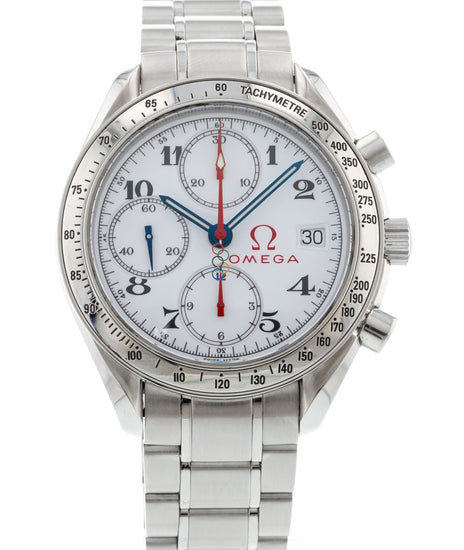 OMEGA Speedmaster Specialities Olympic Collection 323.10.40.40.04.001