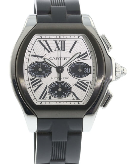 Cartier Roadster Chronograph W6206020/3405