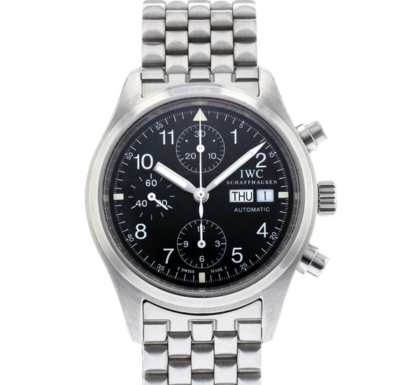 IWC Pilot Spitfire Chronograph IW3706-07