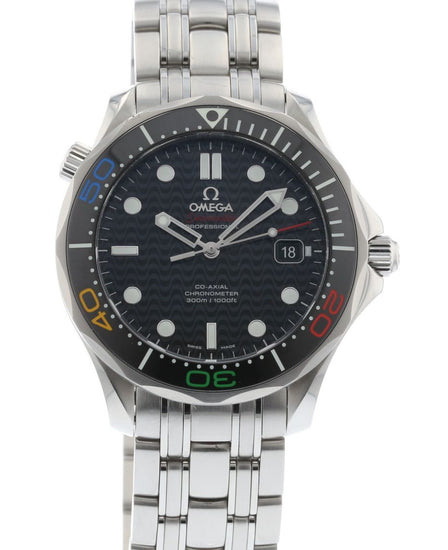 OMEGA Seamaster Olympic Rio 2016 Limited Edition 522.30.41.20.01.001