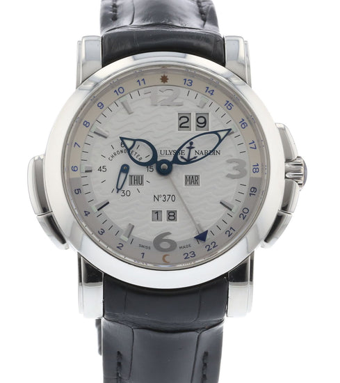 Ulysse Nardin GMT Perpetual 329-60 Limited Edition