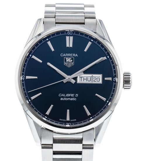 TAG Heuer Carrera Calibre 5 WAR201E.BA0723