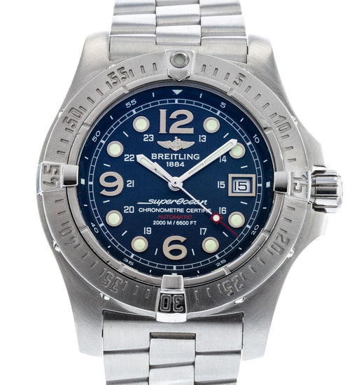 Breitling SuperOcean Steelfish X-Plus A17390