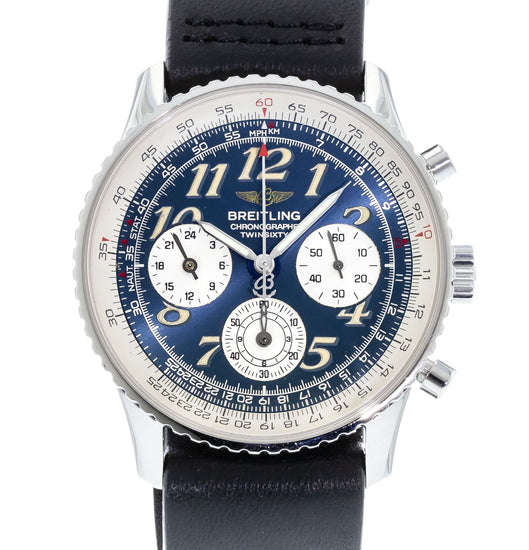 Breitling Twin Sixty 2 A39022.1