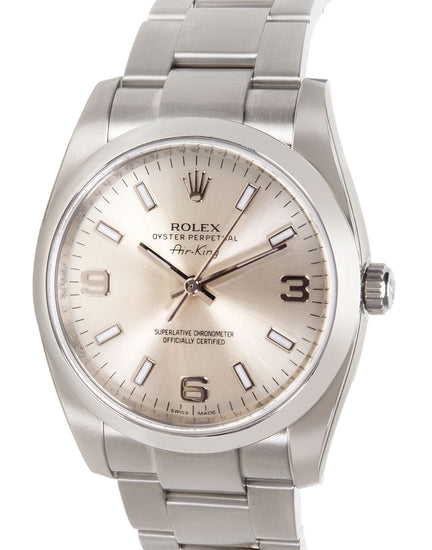 Rolex Air King 114200 Domino's Edition