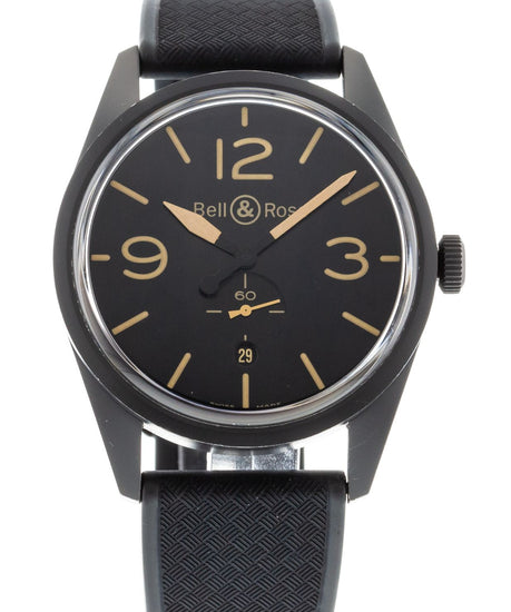 Bell & Ross Heritage BR123-95-SC