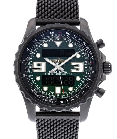 Breitling Chronospace Blacksteel Limited Edition M7836522