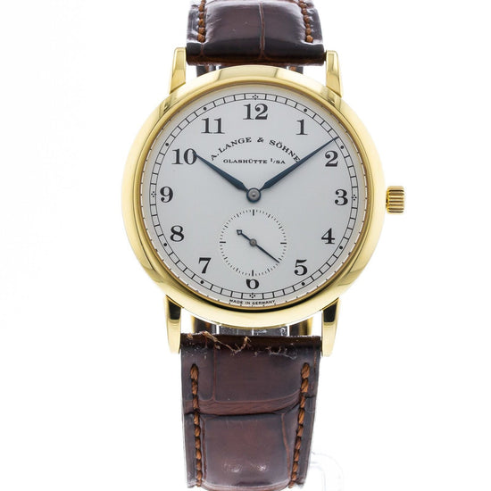 A. Lange & Sohne 1815 Yellow Gold 206.021