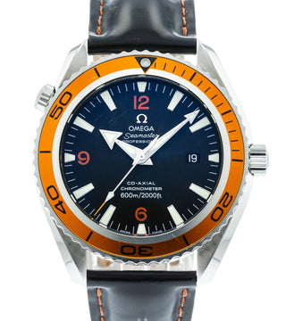 Omega Seamaster Planet Ocean 600m Co Axial Xl 2208 50 00