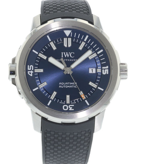 IWC Aquatimer Edition