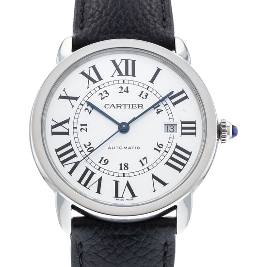 Cartier Ronde Solo WSRN0022