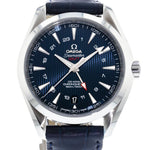 OMEGA Aqua Terra 150M Co-Axial GMT 231.13.43.22.03.001