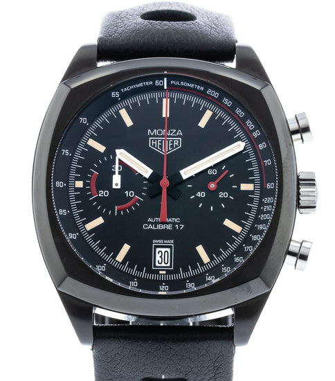 TAG Heuer Monza Heritage 40th Anniversary Limited Edition CR2080.FC6375