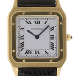 Cartier Santos Dumont 18K Yellow