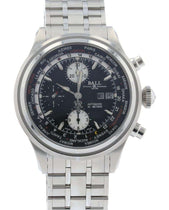Ball Trainmaster Worldwide Chronograph CM2052D-SJ-BK