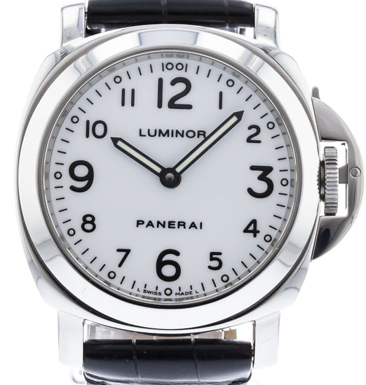 Panerai Luminor Base PAM 010
