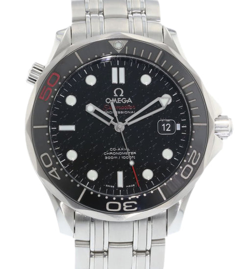 OMEGA Seamaster Limited 50th Anniversary Edition 212.30.41.20.01.005