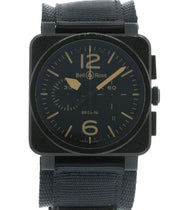 Bell & Ross Heritage Aviation BR03-94
