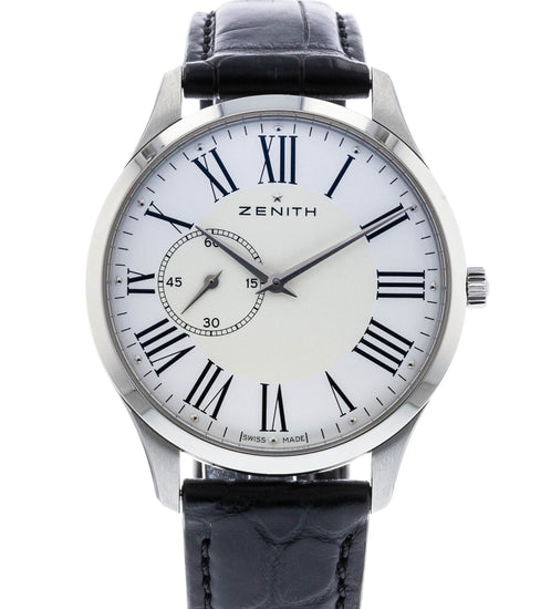 Zenith Elite Ultra Thin 03.2010.681/11.C493