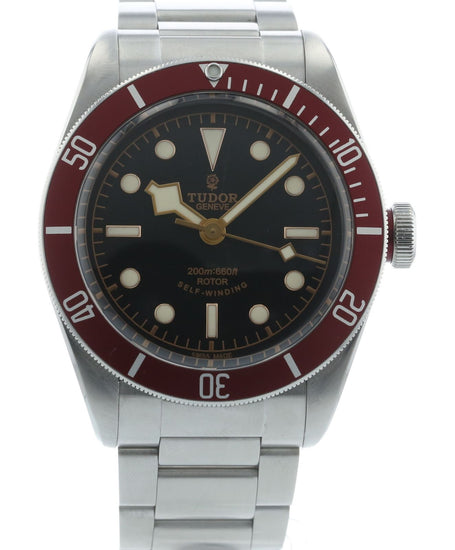 Tudor Heritage Black Bay Red 79220