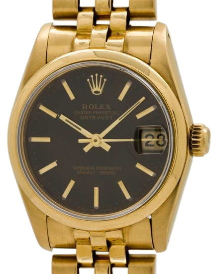 Rolex Midsize Datejust 68248