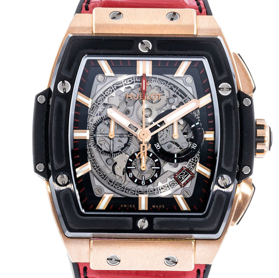 Hublot Spirit of Big Bang King Gold 601.OM.0183.LR