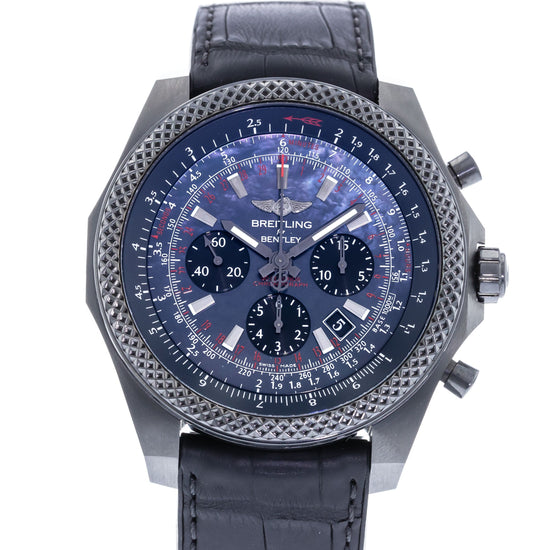 Breitling Bentley B06 Midnight Carbon Limited Edition MB0611