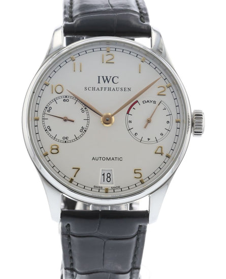 IWC Portuguese Automatic 7-Day IW5007-04