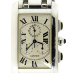 Cartier Tank Americaine Chronograph 2312