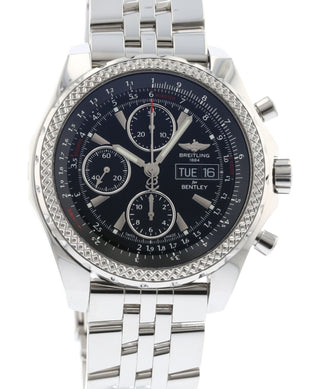Authentic Used Breitling Bentley Gt A13362 Watch